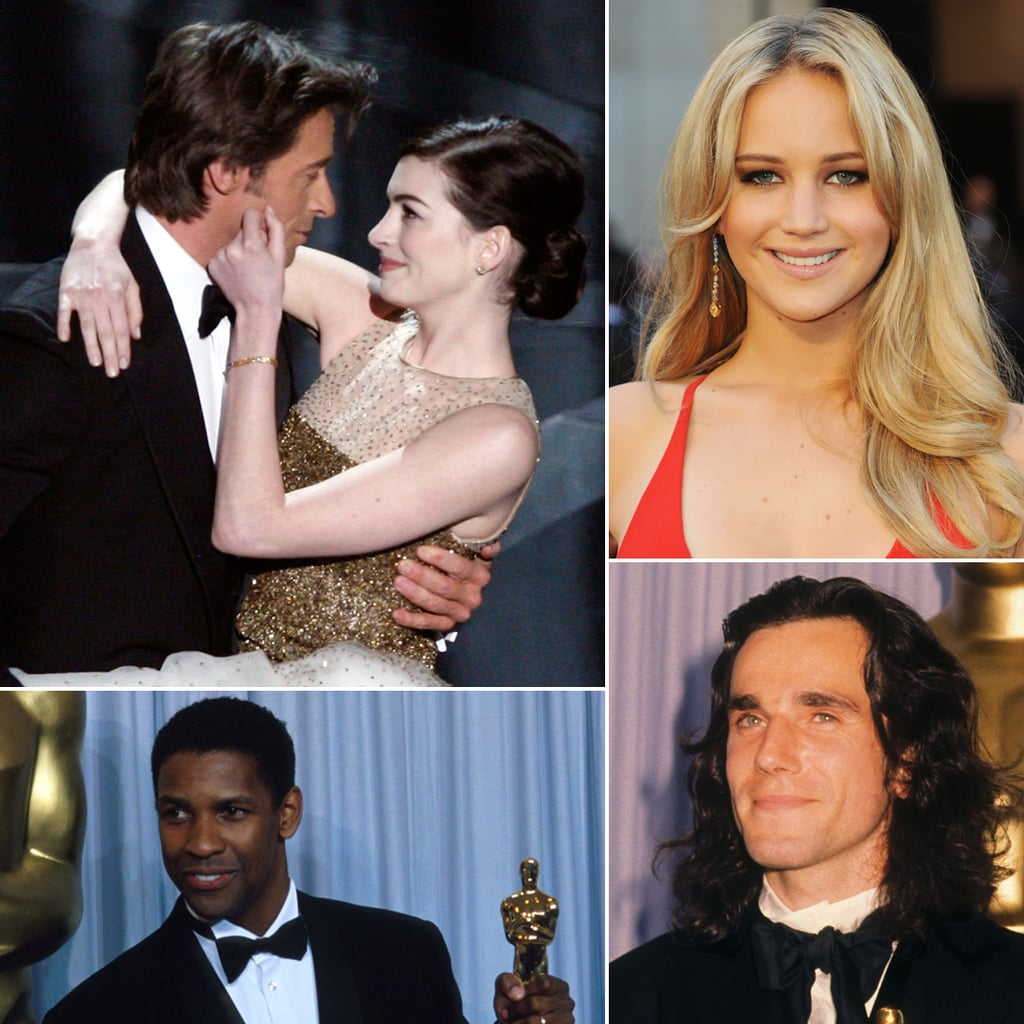 Oscar Flashback: See the Nominees at Oscars Past