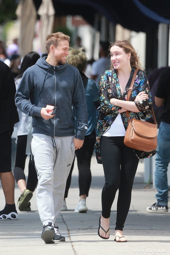Charlie hunnam who is he dating