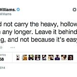 Jesse Williams Spoke Out About Ferguson