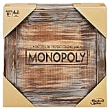 Monopoly Game: Rustic Series Edition