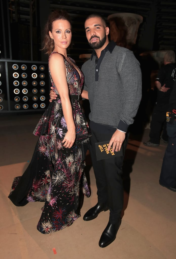 Kate Beckinsale and Drake