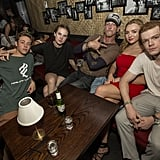 Shameless Cast Hanging Out Pictures