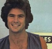 David Hasselhoff on The Young and the Restless