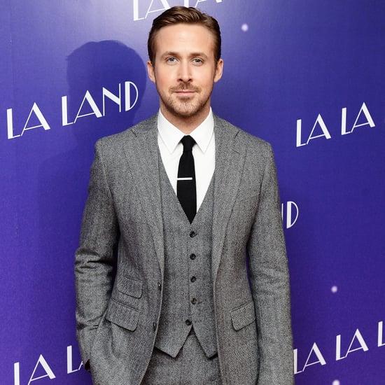 Ryan Gosling's Reaction to Oscar Nomination 2017