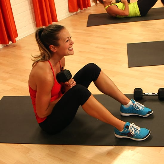 10-Minute CrossFit Workout With Weights   Video