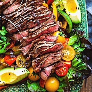Low-Carb Beef Recipes
