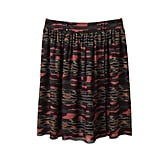 Proenza Schouler Full Printed Skirt, $845