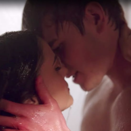 Archie and Veronica Shower Scene on Riverdale