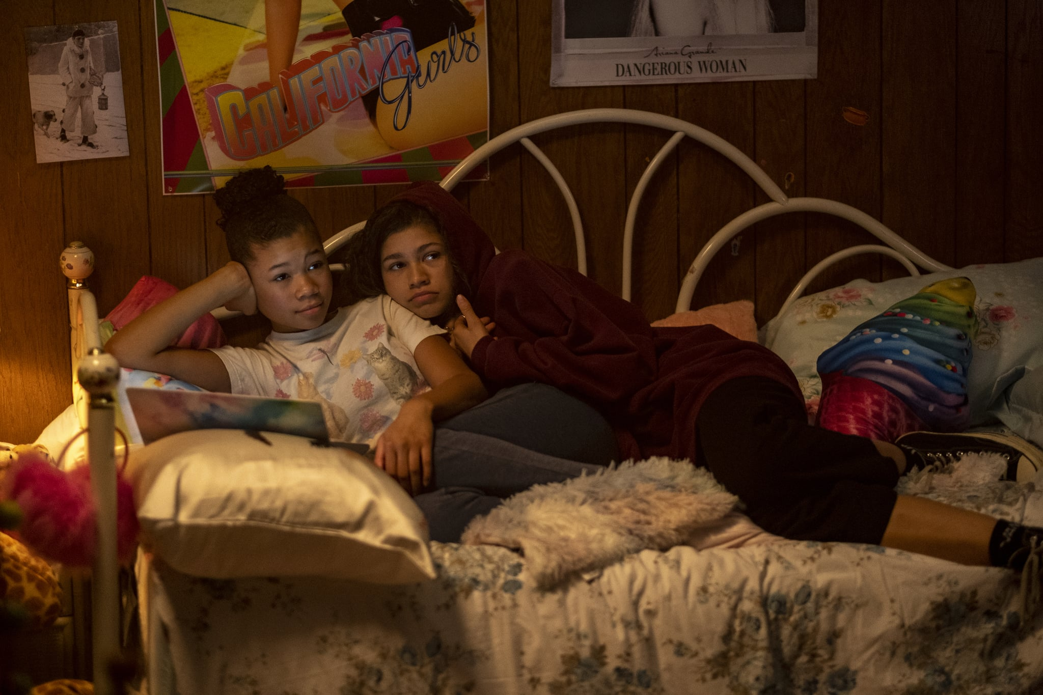 Will Gia Follow in Rue's Footsteps on Euphoria? Storm Reid Teases Her Season 2 Arc