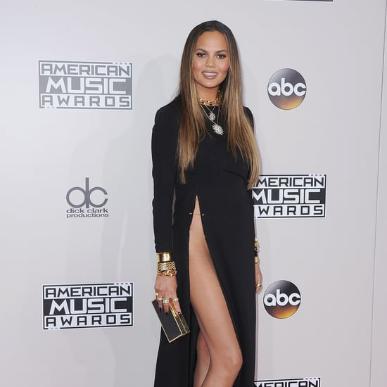 Chrissy Teigen Discusses Laser Hair Removal | 2016