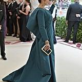 Lynda Carter at the 2018 Met Gala