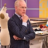 Tim Gunn Always Carries a Tide Stain Stick