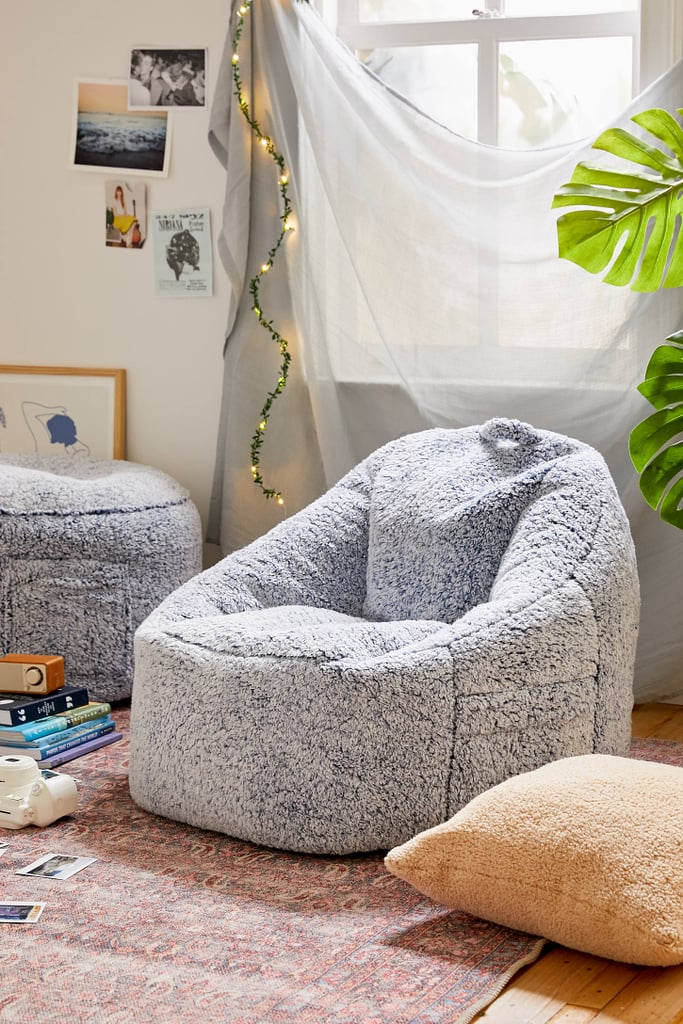 Amped Fleece Bean Bag Chair