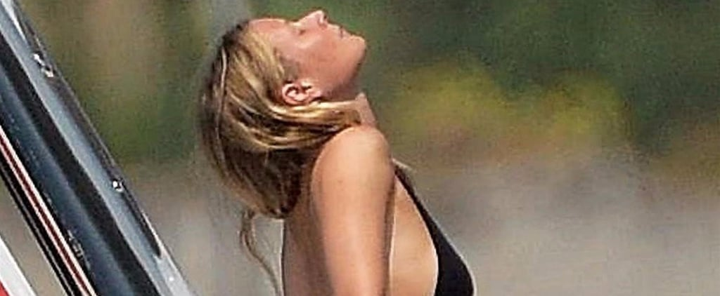 Gwyneth Paltrow Soaks Up the Sun in a Bikini During a Yacht Day in St.-Tropez