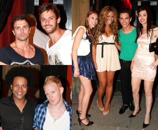 Pictures of Ex Big Brother Housemates Partying