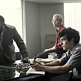 OK, and who stars in Black Mirror: Bandersnatch? Anyone I know?