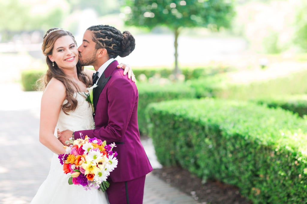 Wedding Inspired by Disney's Tangled