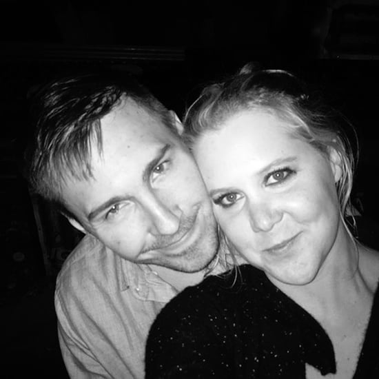 Amy Schumer and Ben Hanisch Anniversary Messages 2016
