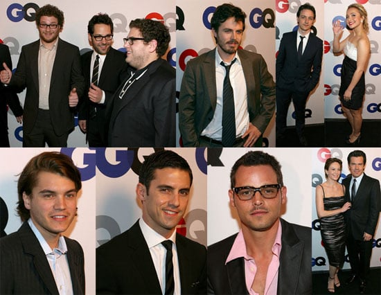 GQ Men of the Year Awards 2007