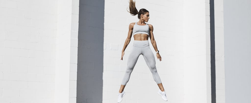 Kelsey Wells's 12-Minute Full-Body HIIT Workout