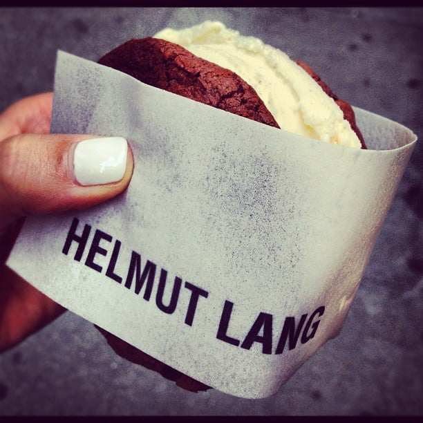 Helmut Lang Cool Hause Cookie
