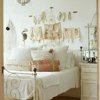 Love It or Hate It? Ladies' Garments as Wall Décor