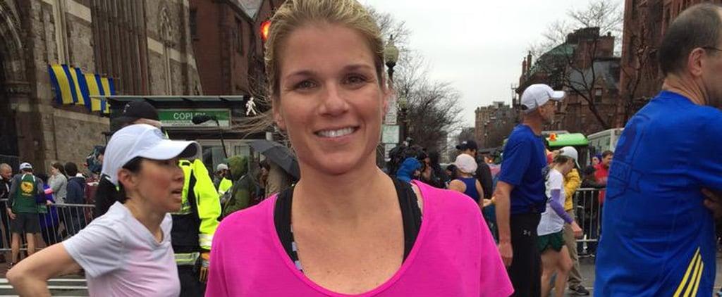 Pregnant Runner Finishes Boston Marathon