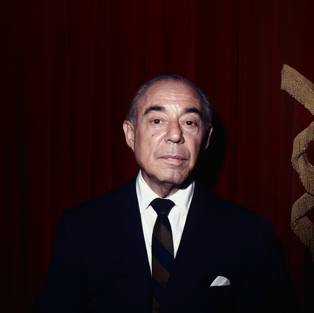 Richard Rodgers — Completed His EGOT in 1962