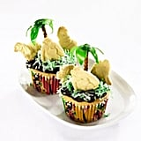 Make Safari Cupcakes