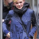 Carey Mulligan out in NYC.