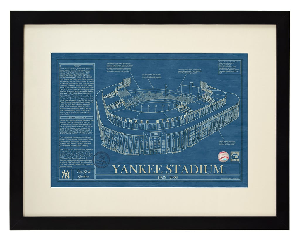 Ballpark Blueprint