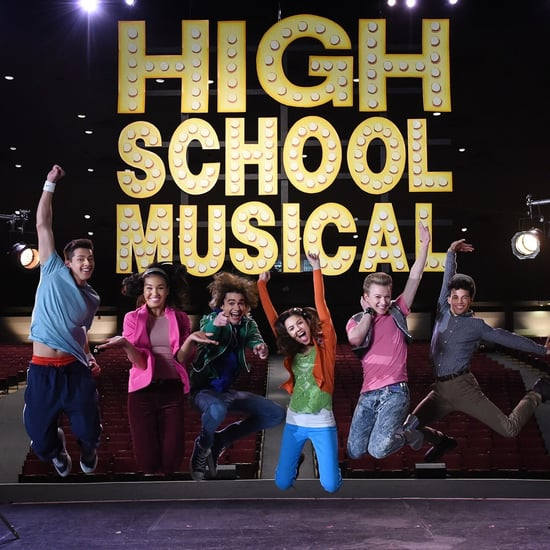 High School Musical Series Compared to Original Movie Photos
