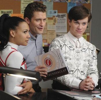 Glee's Matthew Morrison Says He Was Popular in High School; Were You?