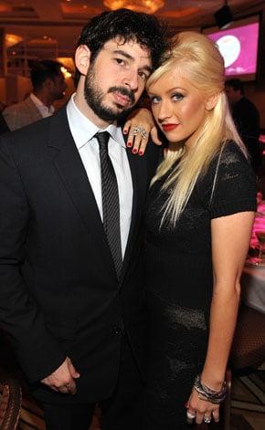 Christina Aguilera and Husband Jordan Bratman Split 2010-10-12 08:54:24
