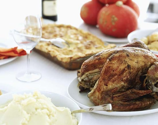 Her perfect last meal would be roast chicken and potatoes.