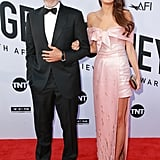 George and Amal Clooney AFI Life Achievement Gala 2018