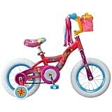 """Nickelodeon 12"""" Sunny Day Kids' Bike With Training Wheels"""