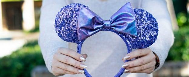 Disney Potion Purple Mouse Ears
