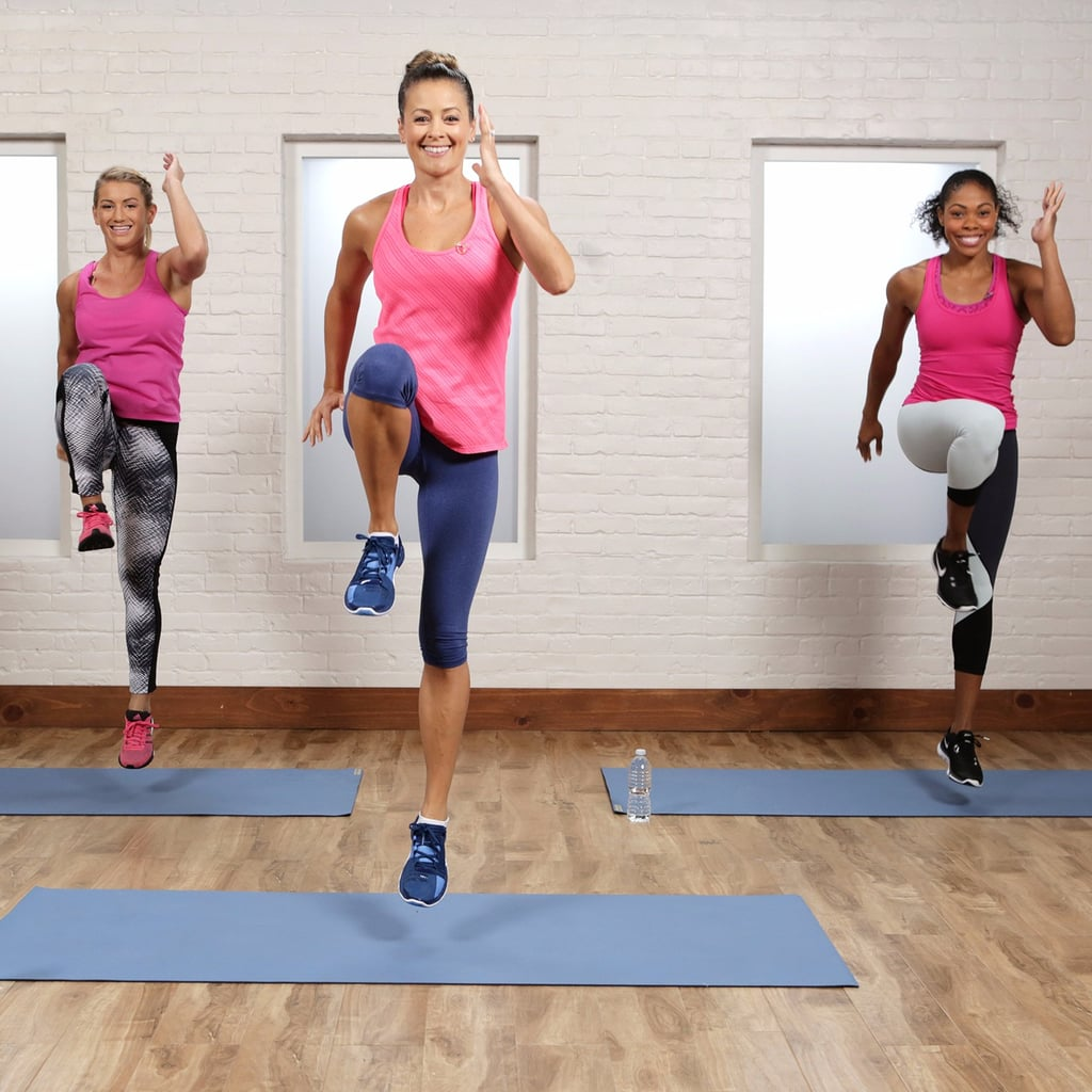 A 30-Minute Cardio Workout You Can Do at Home