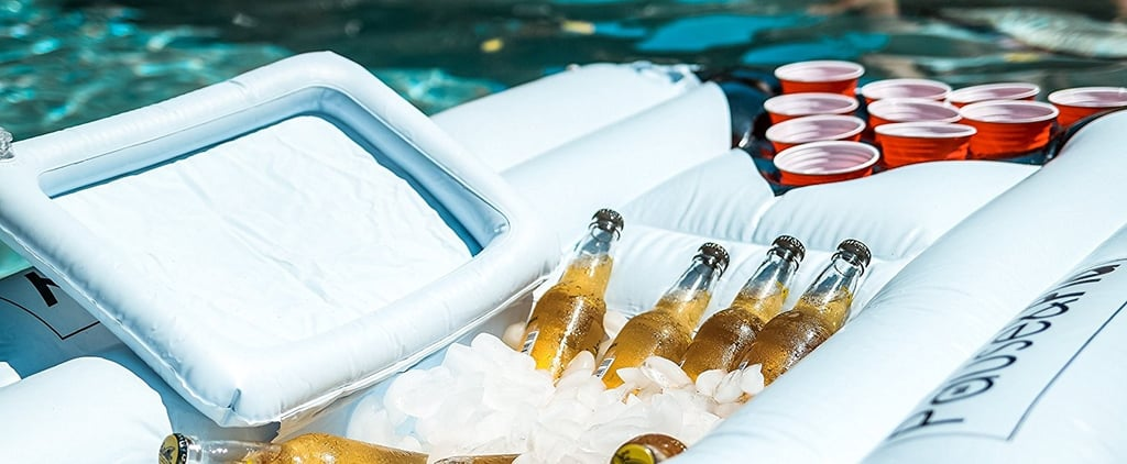 Beer Pong Pool Floats
