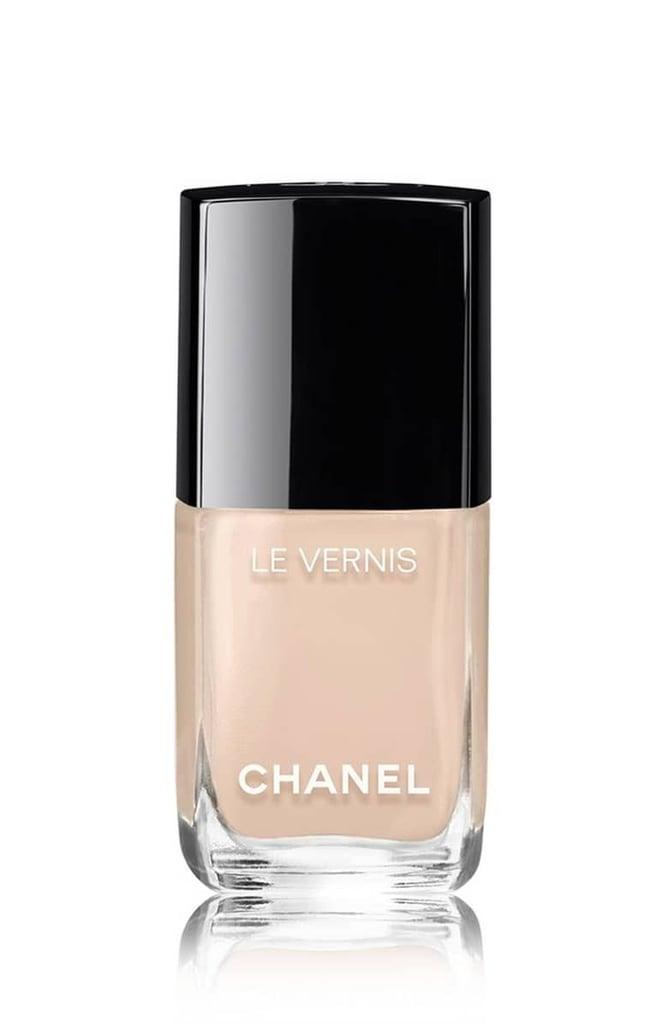 Chanel Le Vernis Longwear Nail Colour in Blanc White | April Nail ...