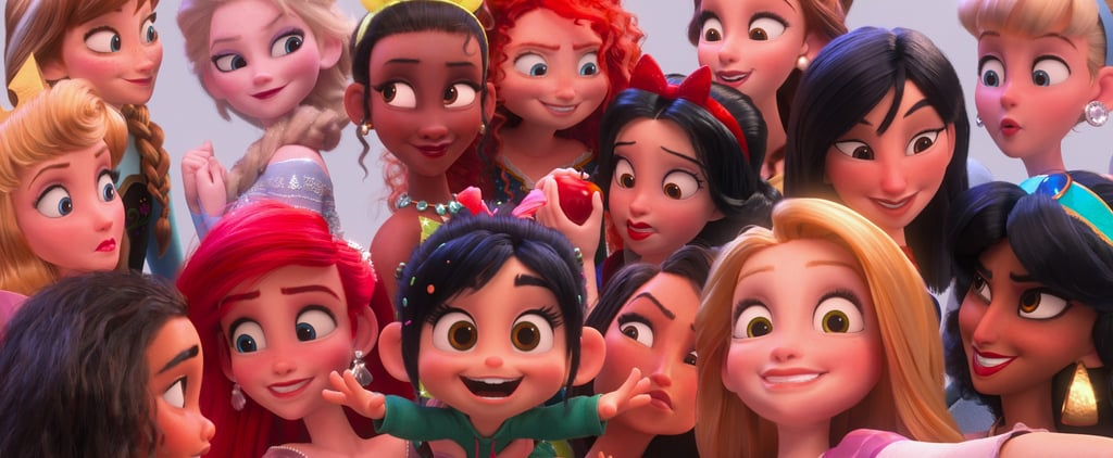 Disney Princesses From Wreck-It Ralph to Avengers Theme Song