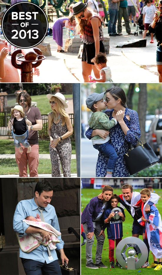 Best of 2013: 80 Amazing Pictures of Our Favorite Celebrity Families