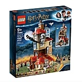 Lego Harry Potter Attack on the Burrow Set