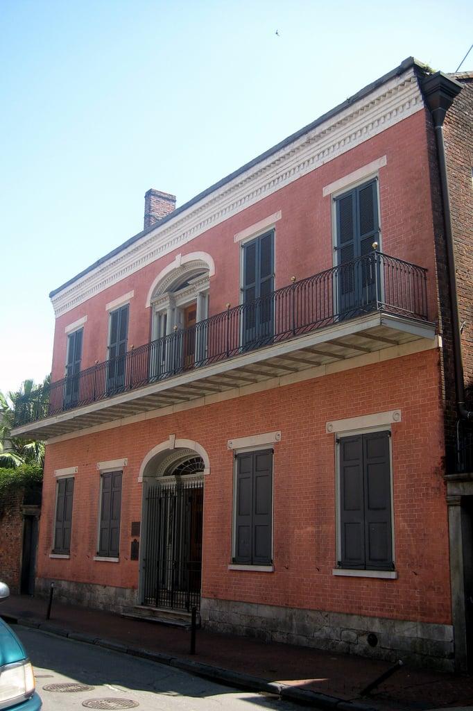 The Hermann-Grima House