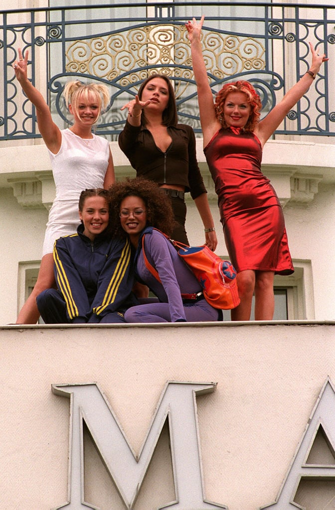The Spice Girls were on hand for the 1997 festivities, where they premiered the film Spice World.