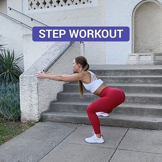 Full-Body Workout Using a Step From Trainer Beth Alexander