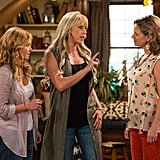 D.J. Tanner-Fuller, Stephanie Tanner, and Kimmy Gibbler From Fuller House