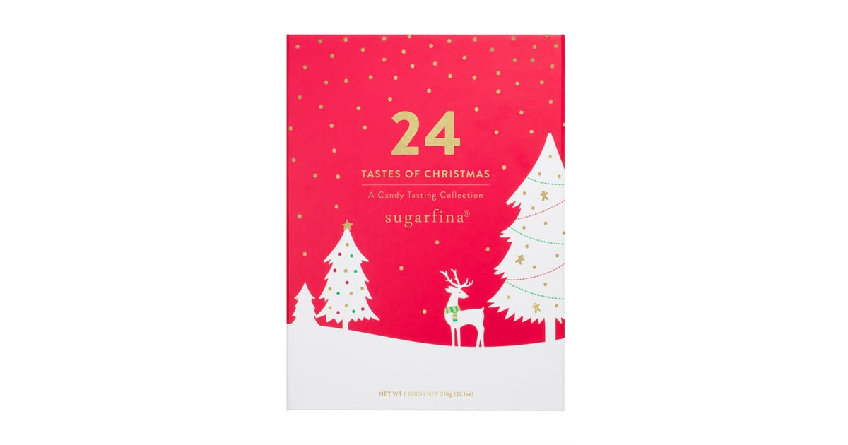 sugarfina advent calendar 2018 popsugar food photo 3. Black Bedroom Furniture Sets. Home Design Ideas