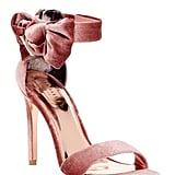 Our Pick: Ted Baker London Torabel Velvet Bow Stiletto Heel